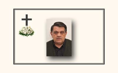 Padre Danilo Scomparin tornato alla Casa del Padre
