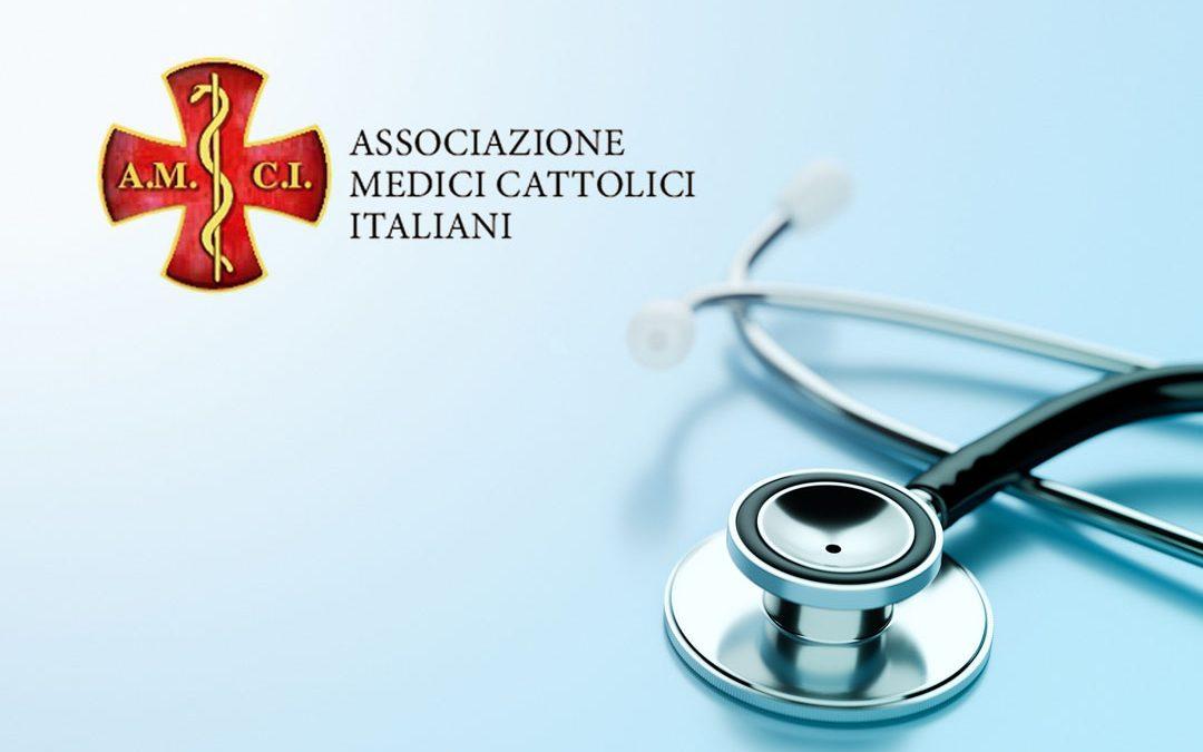 L'Associazione Medici Cattolici Italiani (AMCI) in Diocesi
